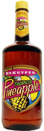 Dekuyper Schnapps Tropical Pineapple